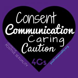consent communication caring caution