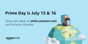 Amazon Prime July 15 & 16