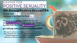 Positive SexualiTEA Fundraiser