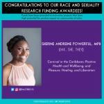 Sherine Andreine Powerful