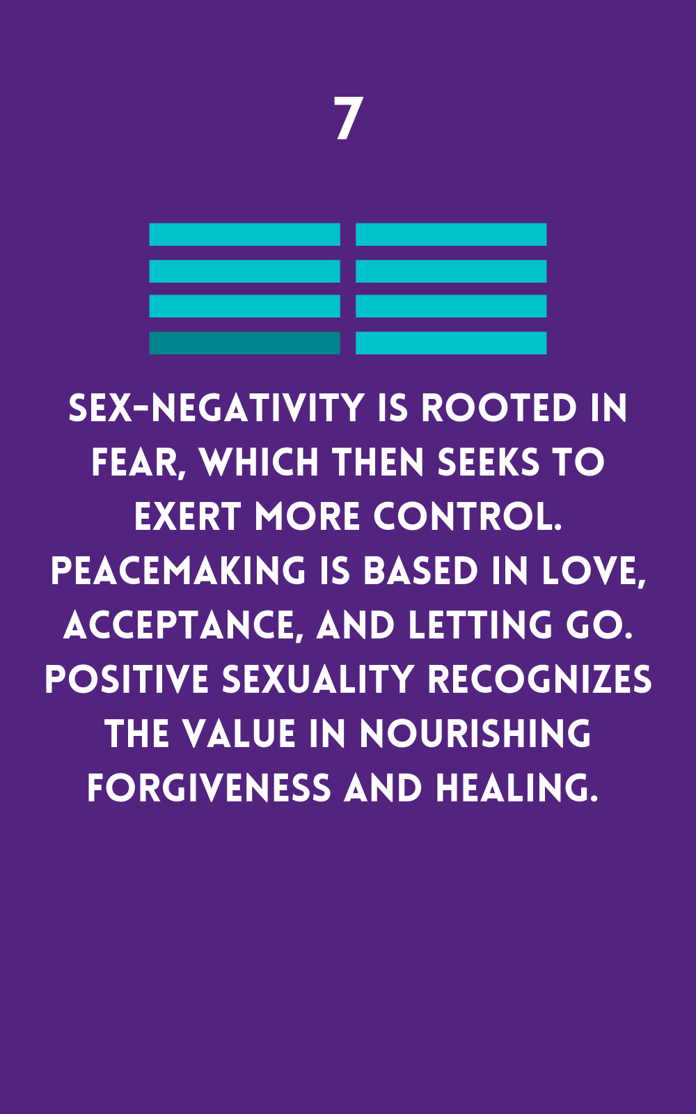 Peacemaking is based in love