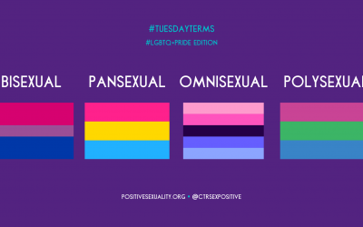 #TuesdayTerms: Bi/Pan/Omni/Polysexual