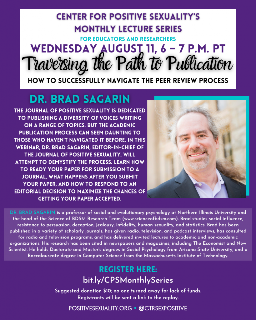Monthly Lecture Series - August 2021